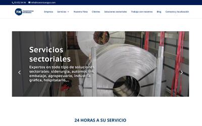 Transportes Nicaragua renueva su web